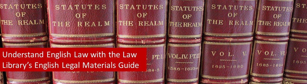 English Law Guide
