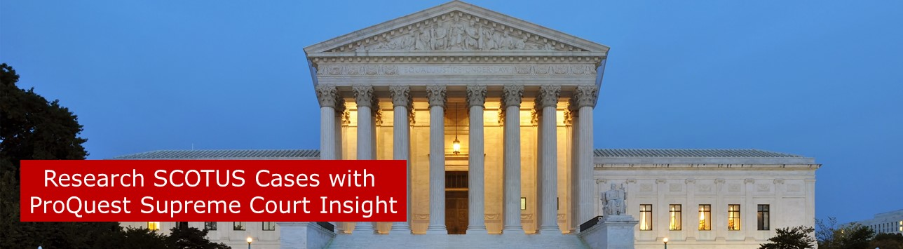 Supreme Court Insight