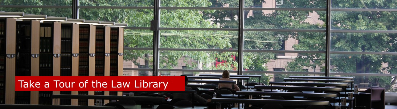 Law Library Tour