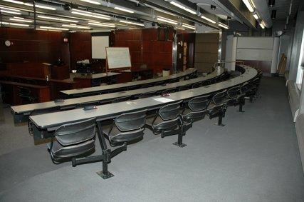 photo of Room 3260 - Foley & Lardner Courtroom