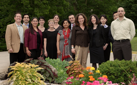 Fellows of the 2007 Hurst Summer Institute in Legal History