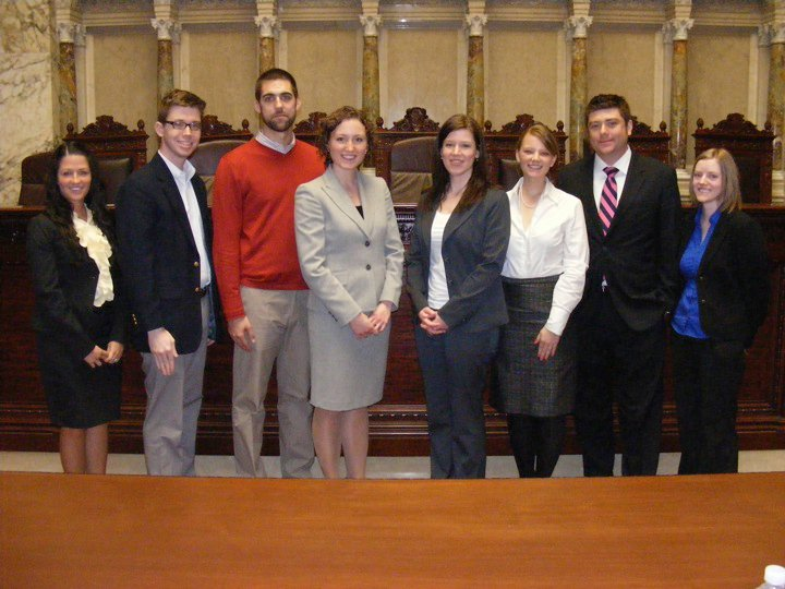 2010 Moot Court Board
