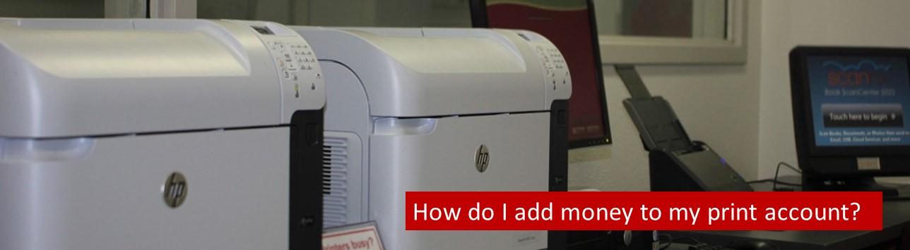 Printing FAQ