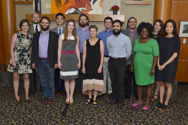 Hurst Institute Group Photo