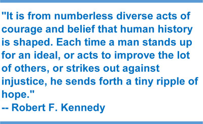 quote by Robert F Kennedy