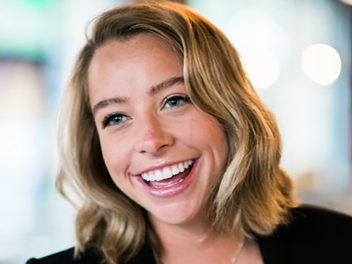Law student Ellie Pearl makes list of Wisconsin's top tech leaders under 25