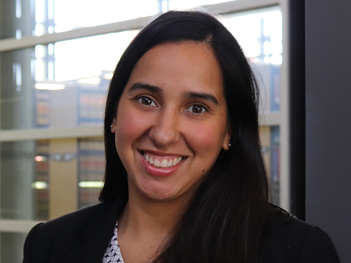 Aissa Olivarez '16 honored for extraordinary advocacy on behalf of Latino community