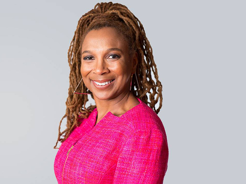 Kimberlé Crenshaw (LL.M. '85) coined the term 'intersectionality;' here's what it means to her today
