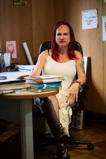 Portrait of Brigitte Baptiste