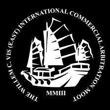 The Willem C. Vis (East) International Commercial Arbitration Moot Logo