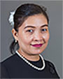 Portrait of May Sabe Phyu