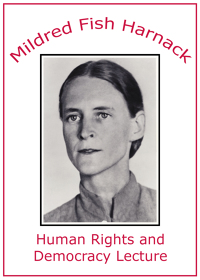 Mildred Fish Harnack Lecture Icon