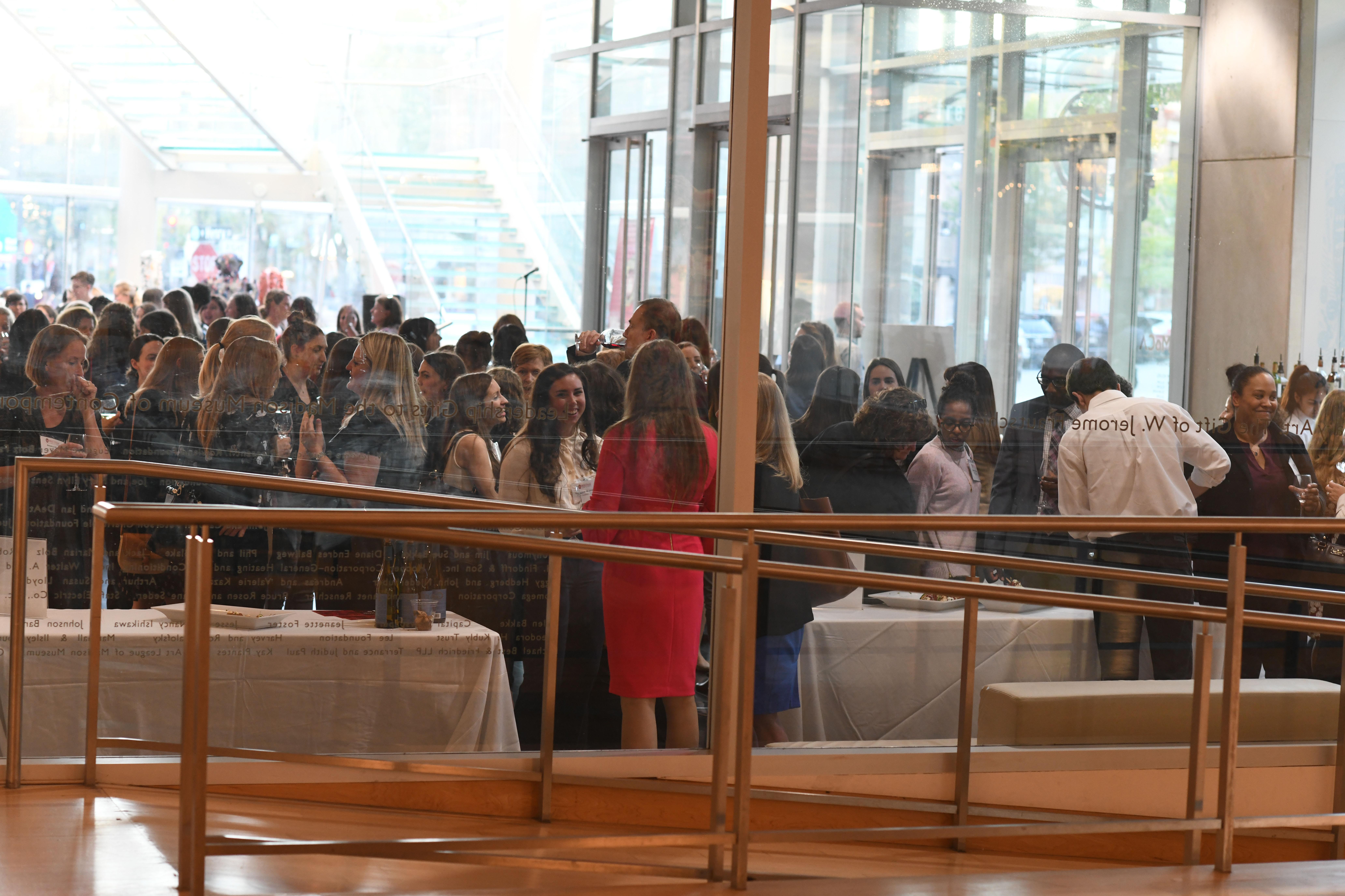 Alumni Reception