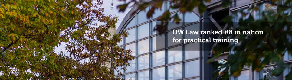 Read more: UW Law ranks eighth in nation for practical training