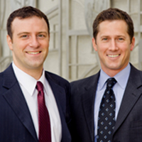 Christopher Ladwig '07, Benjamin Wesson '06