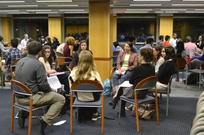 The Restorative Justice Program faciliates community programming