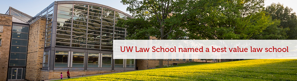 Read more: UW Law School named best value law school