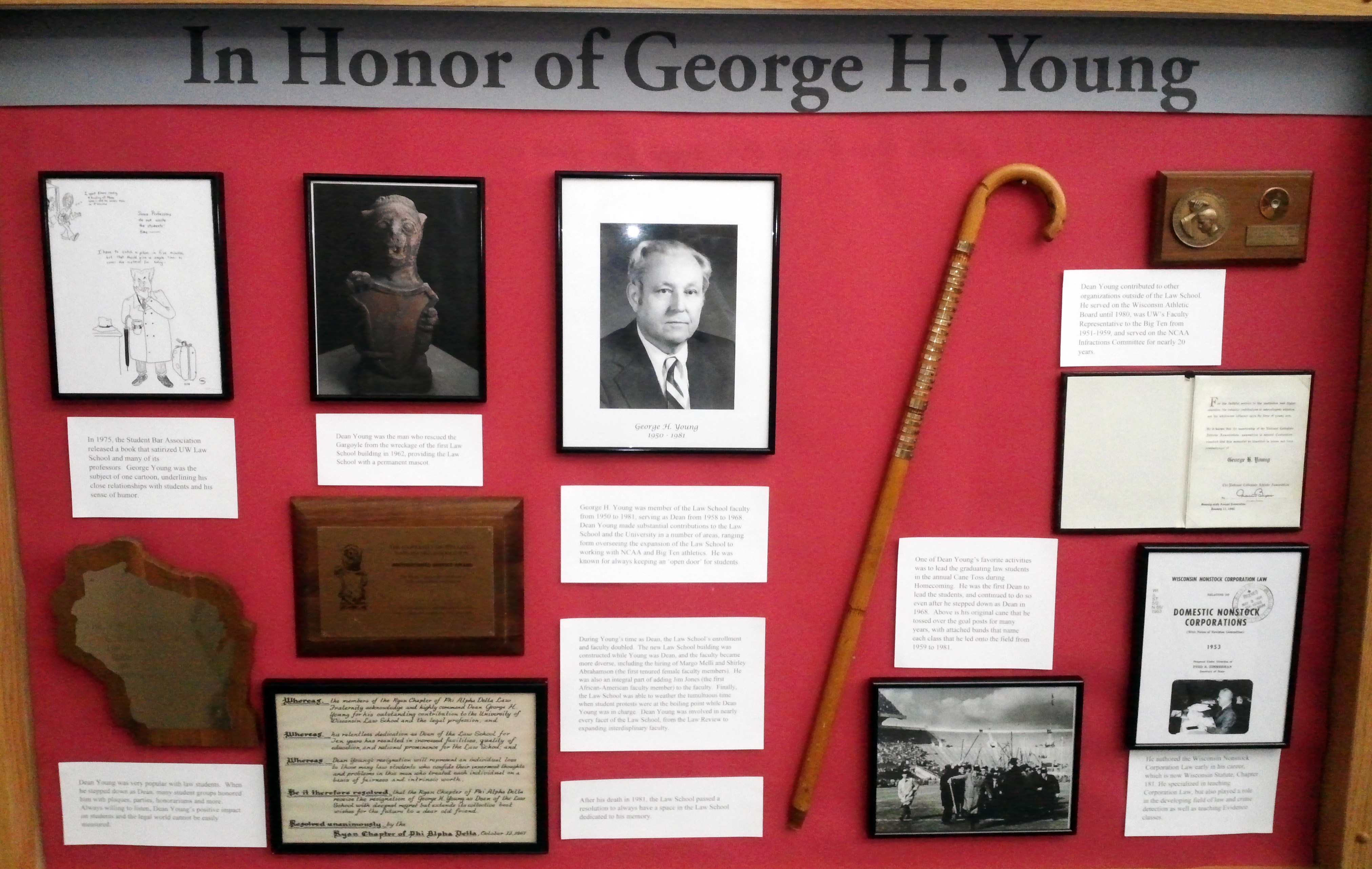 George Young Display