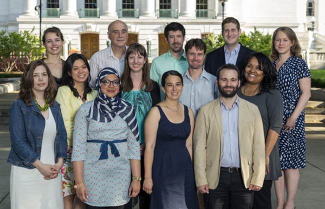 Hurst Fellows 2013