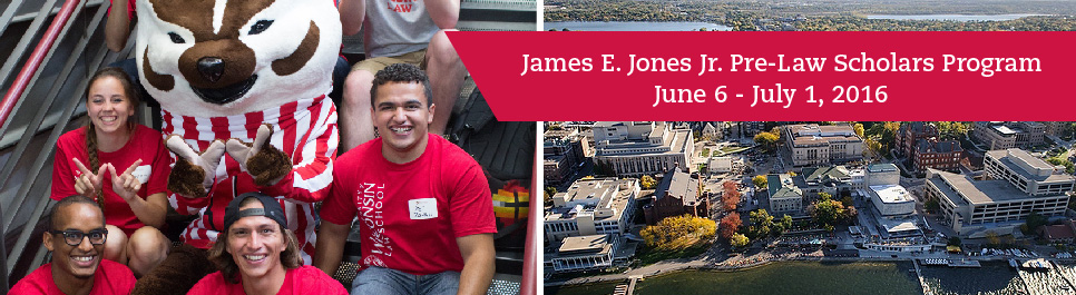 Read more: James E. Jones Jr. Pre-Law Scholars Program, June 6-July 1, 2016