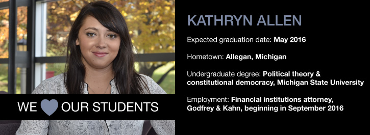 We 'Heart' Our Students: Kathryn