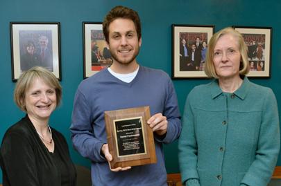 2013 Best Brief Winner - 1L, Daniel Poniatowski, Class of 2015