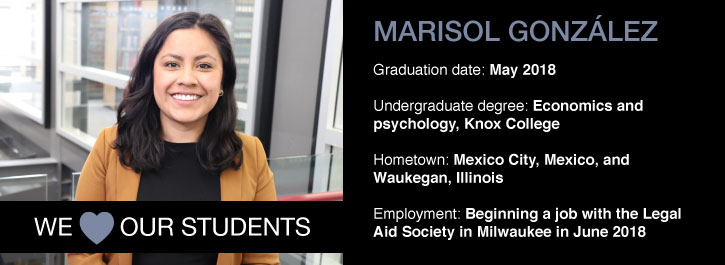 We Heart Our Students: Marisol Gonzalez