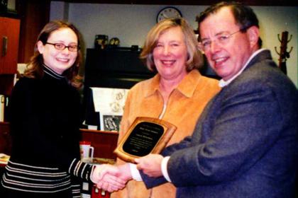 2003 Best Brief Winner, Laura Schulteis, Class of 2005