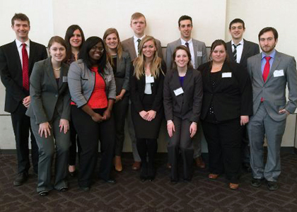 UW Law School Vis Moot Court Team