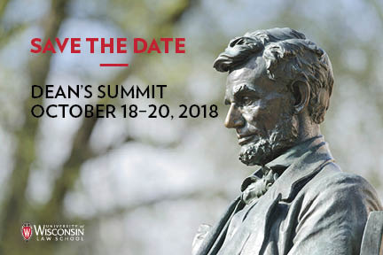 Dean's Summit, October 18-20, 2018