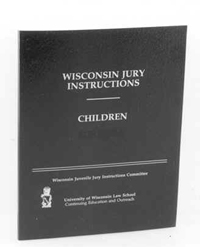 Photo: Wisconsin Jury Instructions - Children