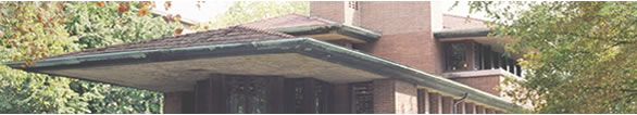 Photo of Robie House
