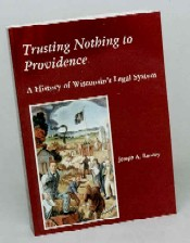 Trusting Nothing to Providence cover