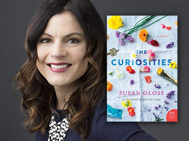 Susan Gloss '04 discusses her new novel