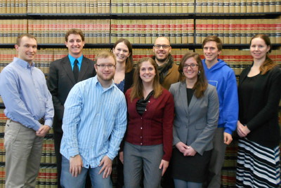 Winter 2014 Pro Bono Society Inductees