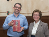 Jason Yackee honored with Vilas professorship