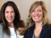Pamela Hart '02 and Megan Senatori '01 help victims of domestic violence by saving their pets