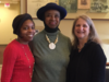 Donna Jones '78 helps kick off UW Black Cultural Center