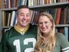 UW Law School Reunion leads to green and gold love story for Ryan Holton-Murphy '04