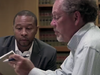 Keith Findley helped exonerate Jarrett Adams in 2006; now the two are working together to free others wrongfully convicted