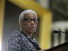 Geraldine Hines '71 recalls the Black Student Strike of 1969