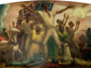 Law Library's Curry mural captures drama of emancipation