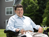 State Rep. Jimmy Anderson '12 grapples with identity as 'wheelchair legislator'