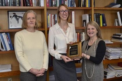 2014 Best Brief Winner, Catherine E. White, Class of 2016
