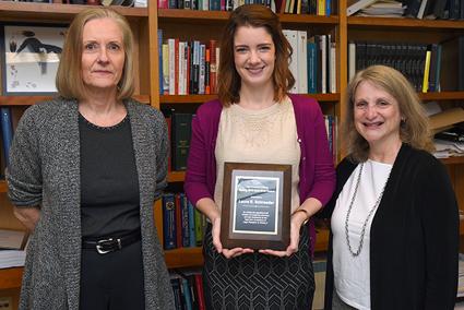 2016 Best Brief Winner, Laura E. Schroeder, Class of 2018