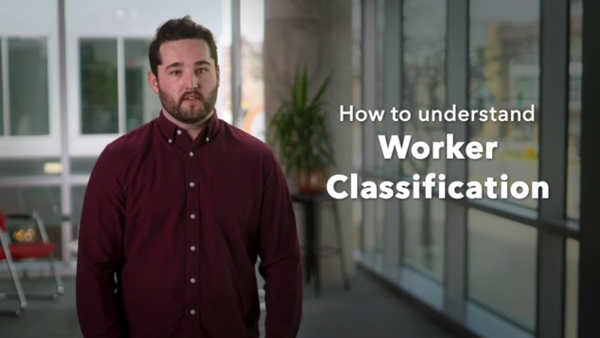 worker classification video thumbnail