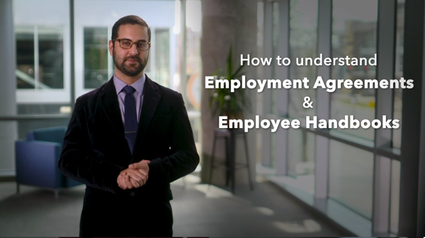 video thumbnail for employment agreements