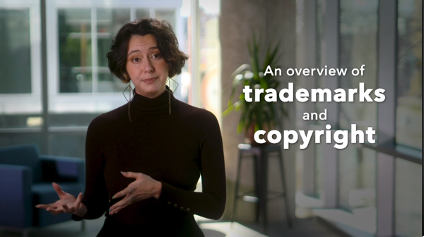 video thumbnail for trademarks and copyright