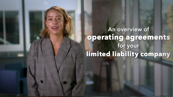 video thumbnail for operating agreements